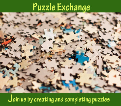 Puzzle Exchange ad