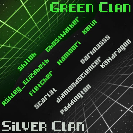 Green vs Silver ad