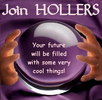 HOLLERS ad